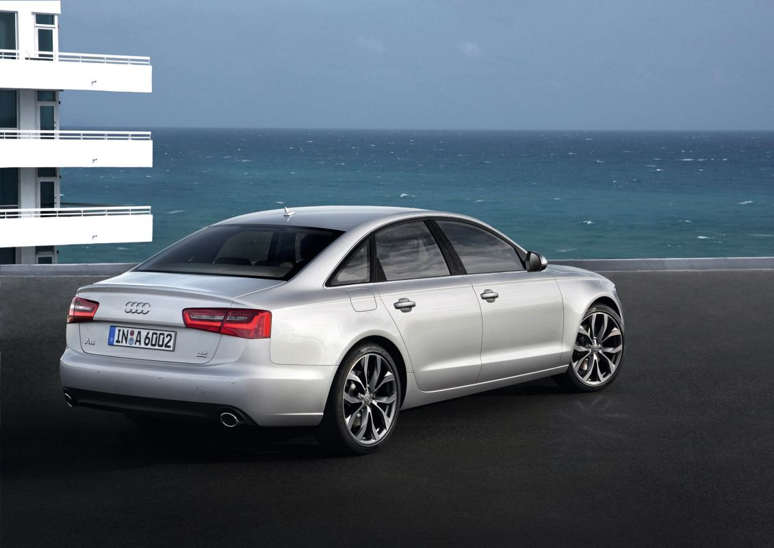 audi a6 new 2 0 tdi and 3 0 tdi 204 hp s tronic. Black Bedroom Furniture Sets. Home Design Ideas