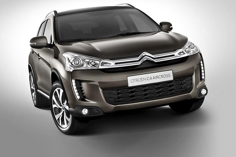 2012 citroen c4 aircross compact suv pictures and specs. Black Bedroom Furniture Sets. Home Design Ideas