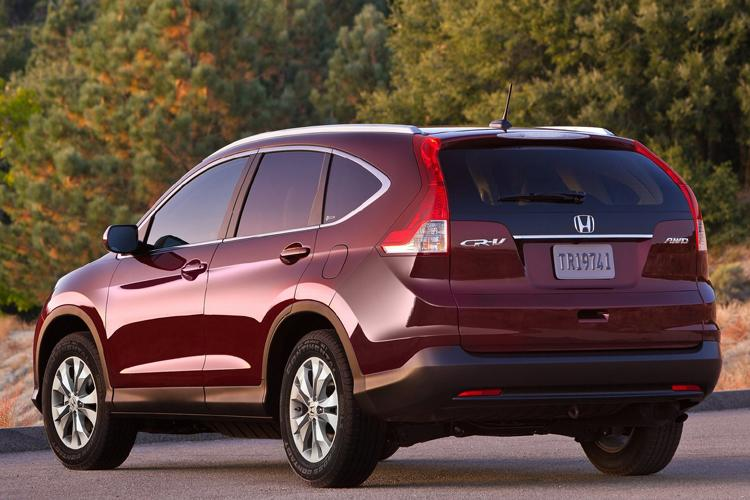 2012 honda cr v compact crossover gets redesigned. Black Bedroom Furniture Sets. Home Design Ideas