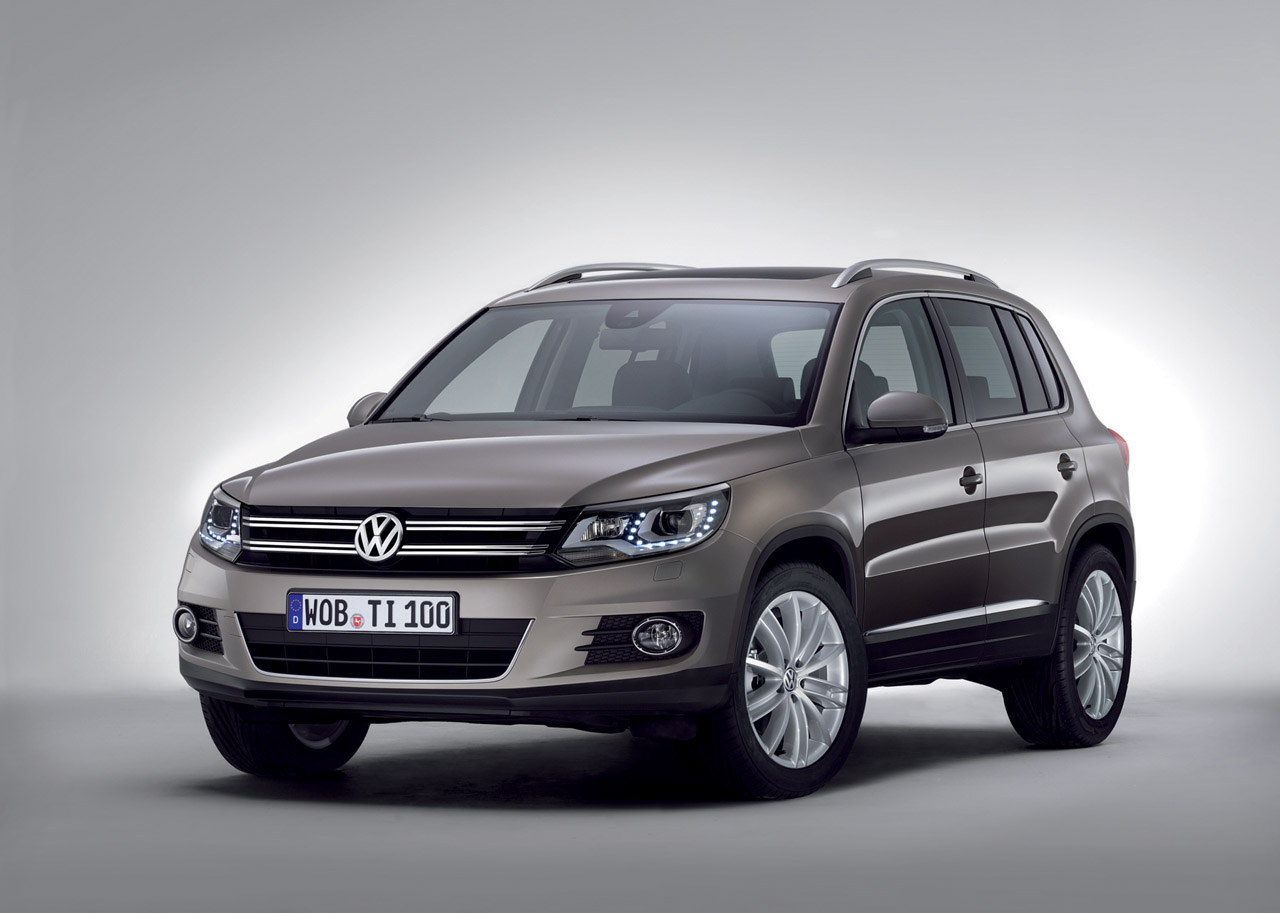 2012 volkswagen tiguan facelift. Black Bedroom Furniture Sets. Home Design Ideas