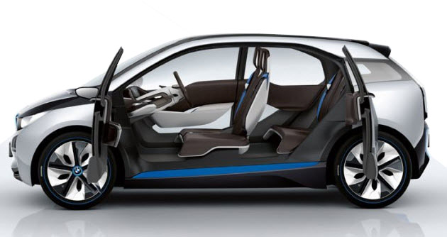 2013 Bmw I3 Electric Not Lossing Wiring Diagram