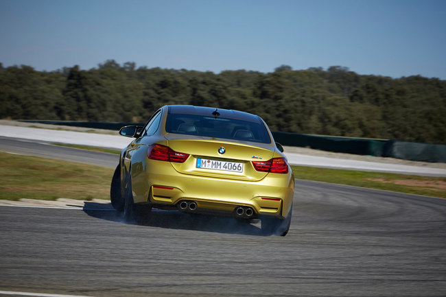 2014 bmw m4 coupe review