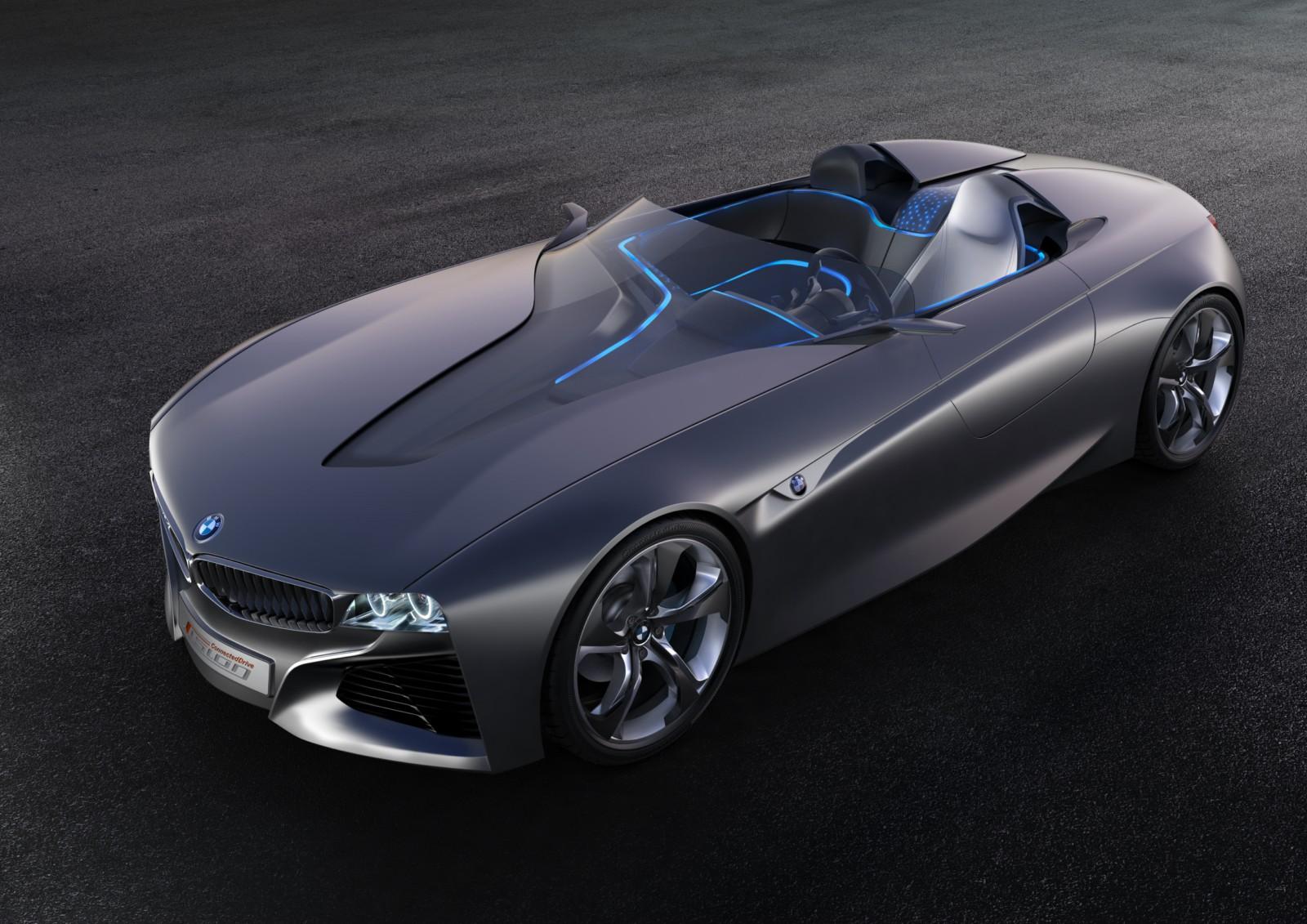 BMW Vision ConnectedDrive Concept 1