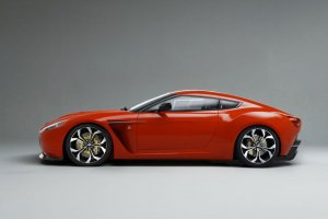 Post image for Aston Martin V12 Zagato unveiled and awarded for its design