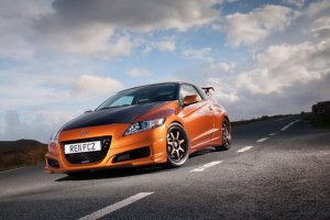 Post image for 2011 Honda CR-Z Mugen a high-performance hybrid sport car