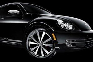 volkswagen beetle black turbo