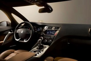 citroen ds5 interior photos