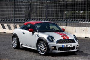 mini coupe first pictures