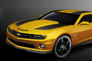 chevrolet camaro transformer special edition