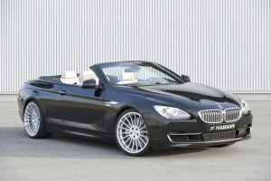 hamann bmw 6 series convertible
