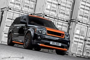 Project Kahn RS300 Vesuvius Edition