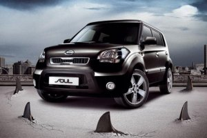 kia soul urban shark Special edition