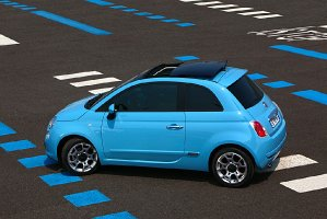 Post image for NEW FIAT 500 EASYPOWER LPG
