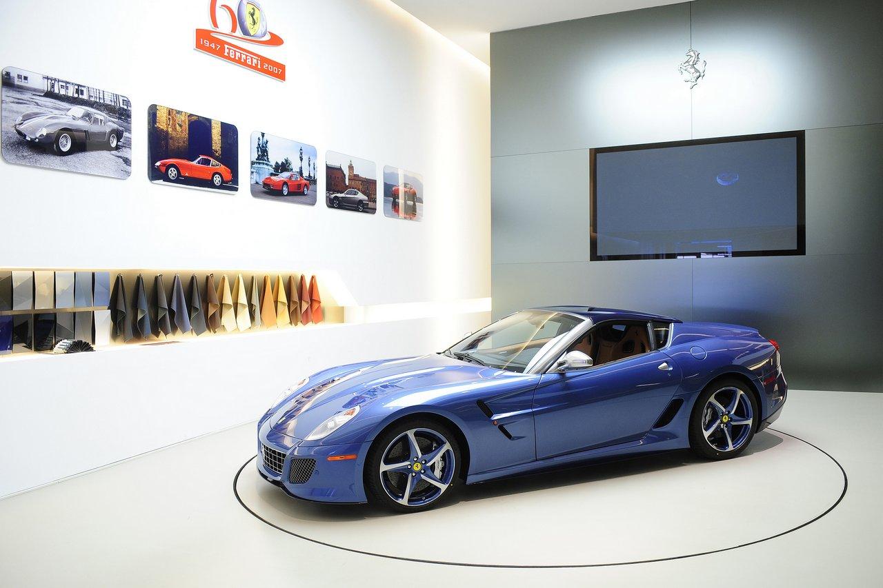 consegna direttaSP10  super america45 18-05-2011 ph.luca toni/lapresse 2011 Ferrari S.p.A.
