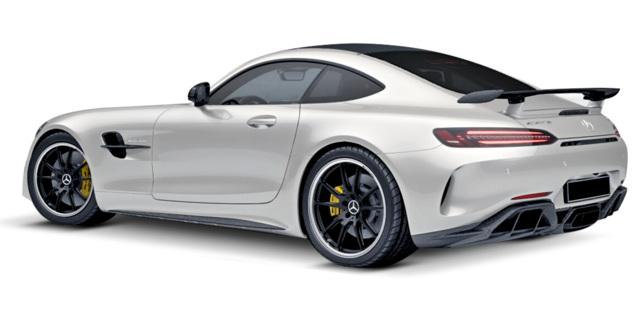 Mercedes AMG GT Coupé