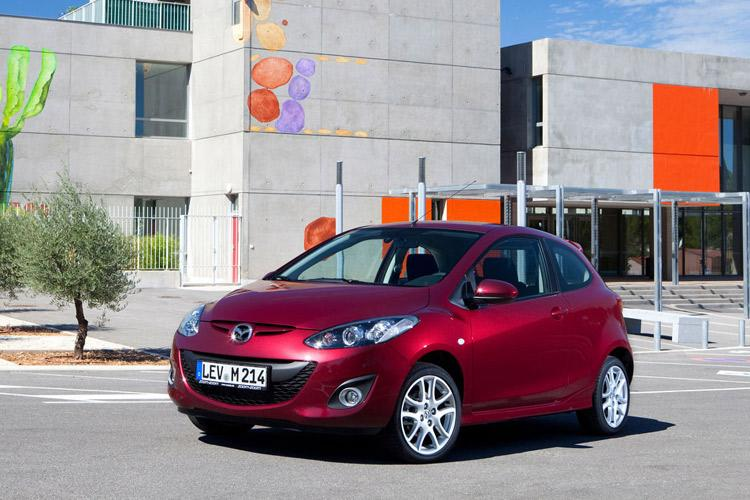2012 mazda2 prices and specifications of new fuel. Black Bedroom Furniture Sets. Home Design Ideas