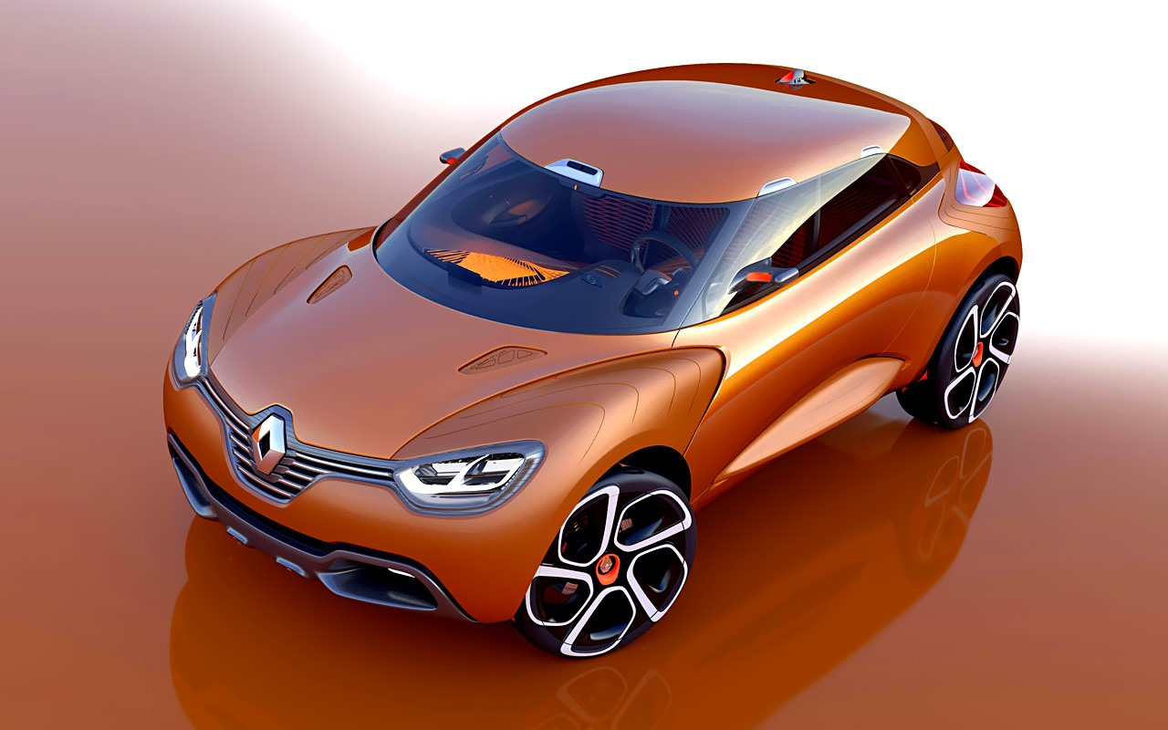 Renault captur concept europe car news latest cars for Renault captur grigia