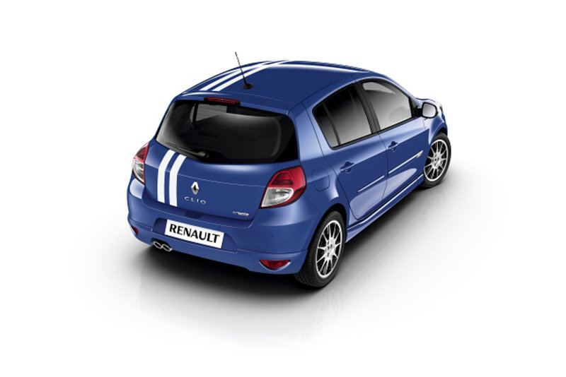 renault clio gordini launched to substitute version gt. Black Bedroom Furniture Sets. Home Design Ideas