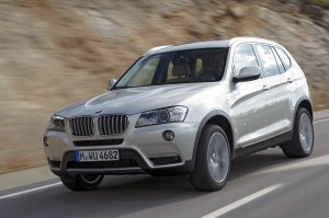picture bmw x3 restyling 2011 picture