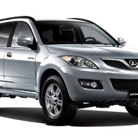 Great Wall Hover 5 Restyling 2010 images