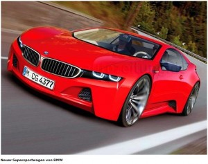 image BMW M8 HYBRID