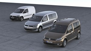 new volkswagen caddy 2011