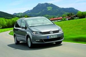 New Volkswagen Sharan 2010