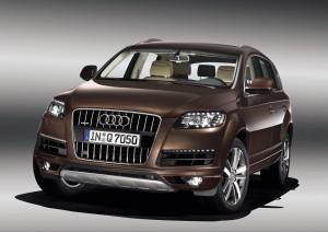foto 2010 Restyle Audi Q7
