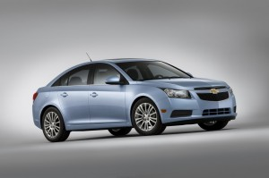 Photo 2011 Chevrolet Cruze ECO
