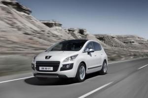 image Peugeot 3008 Hybrid4