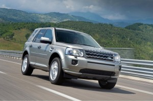 photo Land Rover Freelander model year 2011