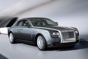 Image Rolls Royce Ghost MY 2010