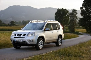 photo revised 2011 nissan x-trail
