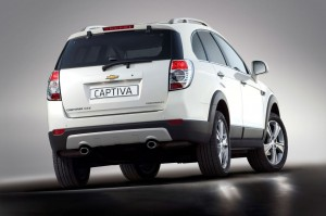 Photo 2011 Chevrolet Captiva