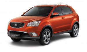 Picture 2011 ssangyong korando