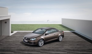 official image 2011 Volkswagen Eos facelift