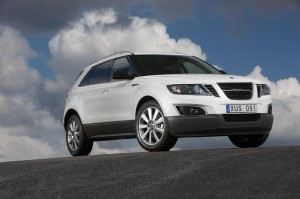 official photo 2012 saab 9-4x