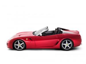 photo Ferrari 599 SA Aperta