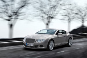Picture New Bentley Continental GT 2011