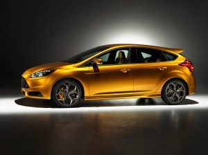 Post image for 2012 FORD FOCUS ST – SHOWN IN PARIS