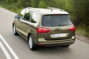 Picture New Seat Alhambra 2011