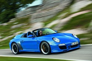 photo Porsche 911 Speedster