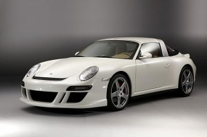 official picture Porsche Ruf Roadster 3.8