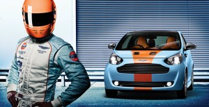 official photo Aston Martin Cygnet