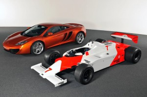 official image mclaren mp4-12c