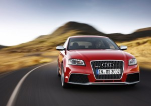official picture 2011 audi rs 3 sportback