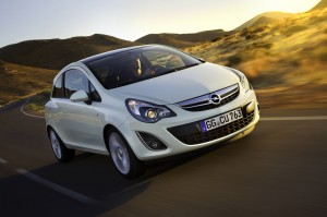 official picture 2011 opel corsa