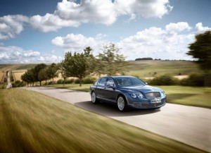 photo 2012 bentley continental flying spur series 51