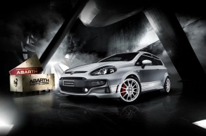 official photo abarth punto evo kit esseesse