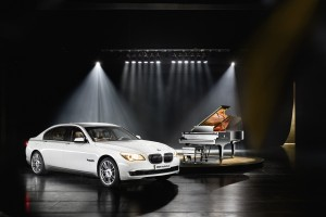 Image bmw individual 7-series composition Steinway & Sons